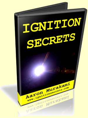 Ignition Secrets by Aaron Murakami | Plasma Ignition